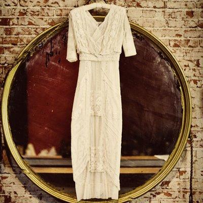 wedding ideas the dress a thrifty hippie